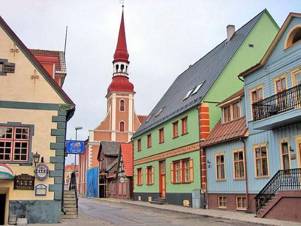 Prokofiev's Music Played in Pärnu, Estonia