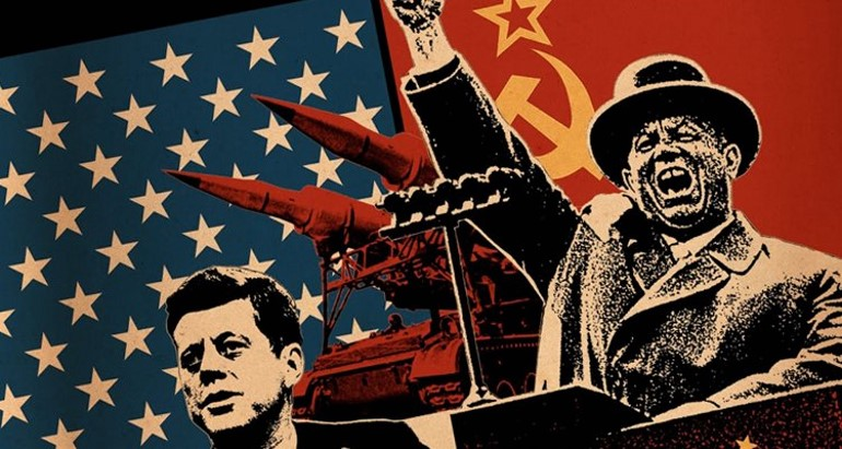 the historical background of the cold war and how it affected the us and the soviet union