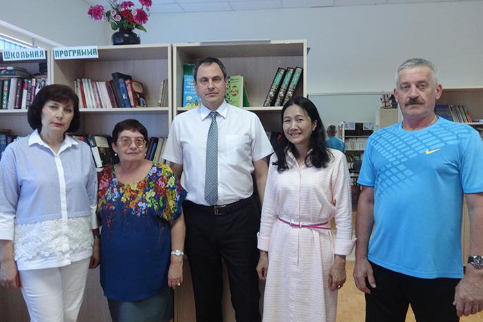 Вьетнамские студенты проходят практику в России