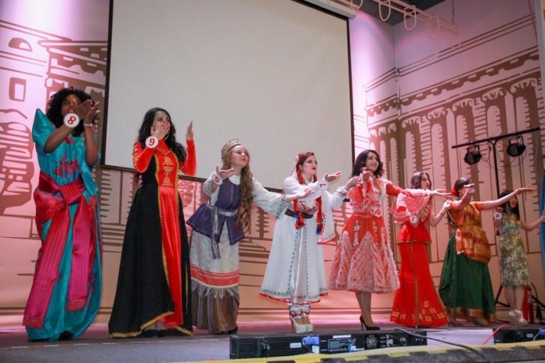 Студенческий конкурс «Мисс АИС Москва». Фото: ais-rus.com
