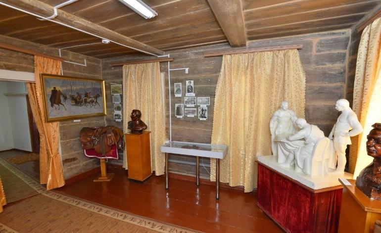 В Музее Первой конной армии