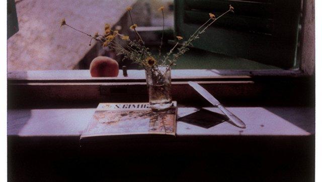 Аукционный дом Bonhams выставил наторги фотографии авторства режиссёра Андрея Тарковского