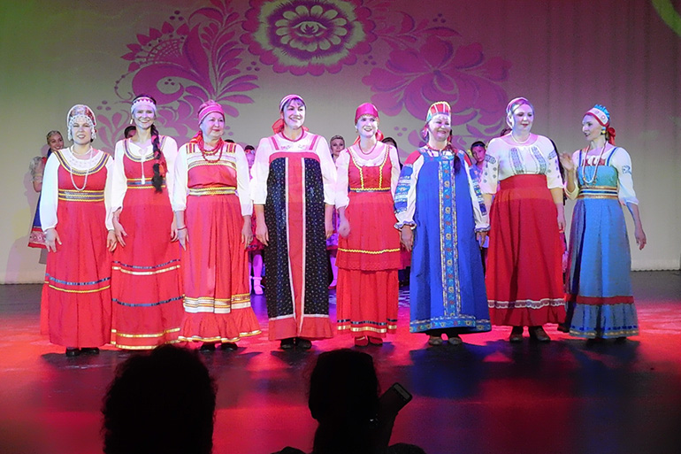 Houston hosts Russian Festival