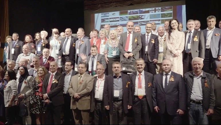 Региональный форум (встреча) иностранных выпускников России в Ливане (Сирия)