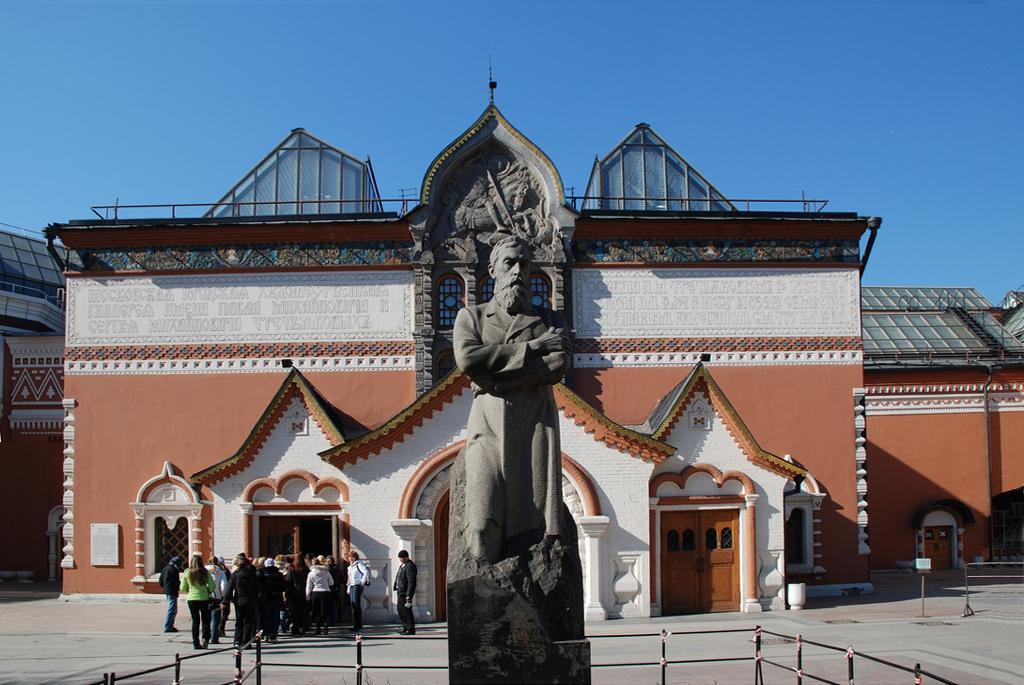Вконце ноября вТретьяковку привезут шедевры Пинакотеки Ватикана