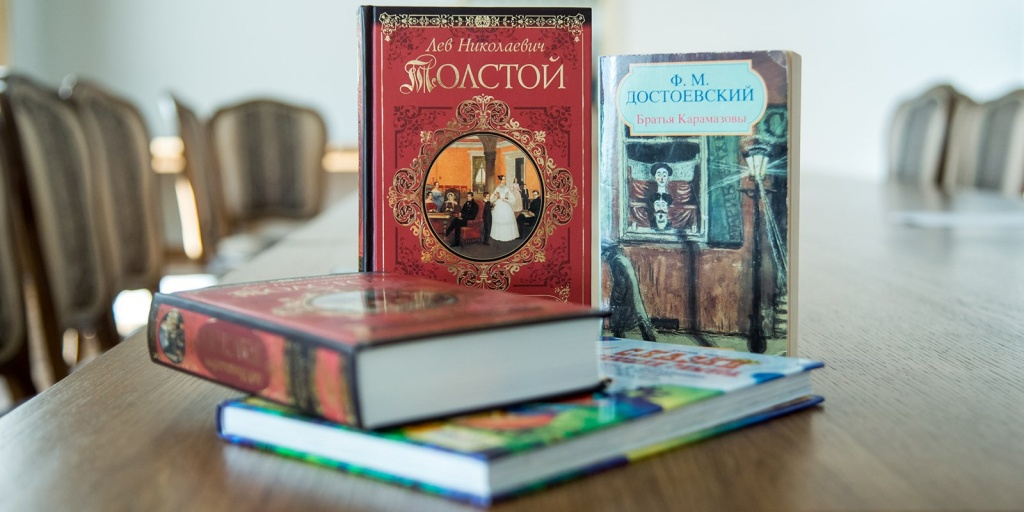 Russian Language Books For Sale