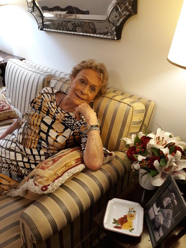 Татьяна Юрьевна Лескова. Фото из архива Т. Лесковой