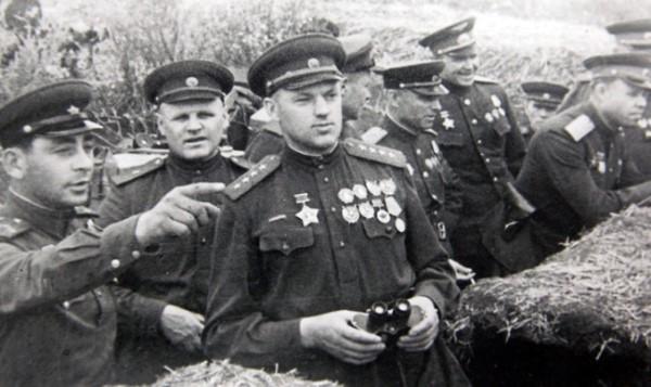 К. К. Рокоссовский