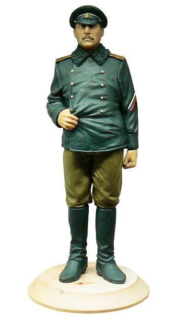 Капитан Олюнин