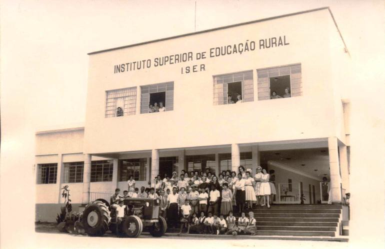 Институт сельского образования. Фото: museus.cultura.gov.br