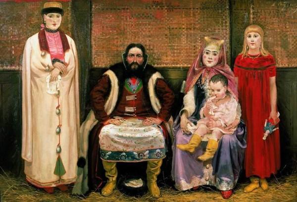 Древняя косметика руси