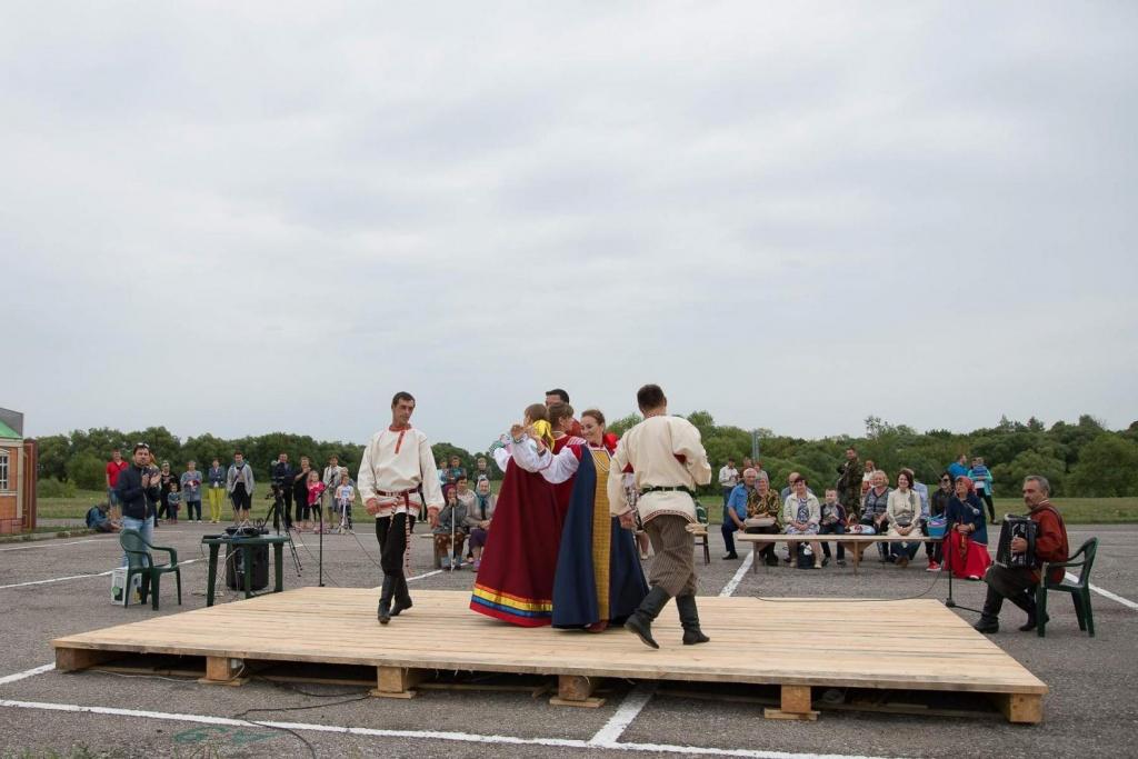 Тарханская ярмарка. Фото: tarhany.ru