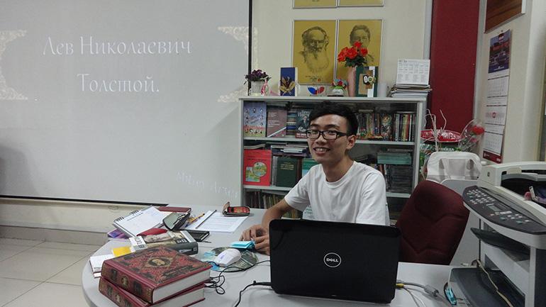 Leo Tolstoy's 190th anniversary celebrated in Vietnam