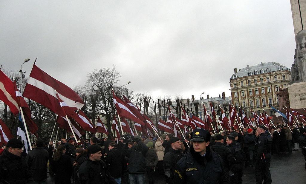 День памяти латышских легионеров