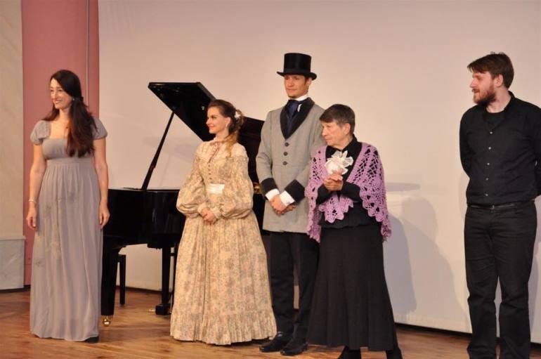 Концерт с участием членов Тургеневского общества Бенилюкса. Фото: страничка общества в Facebook