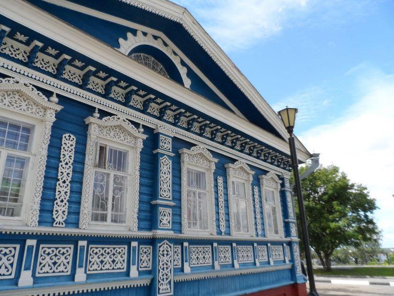 Жилой дом с резьбой, Городец. Фото: ru.wikipedia.org