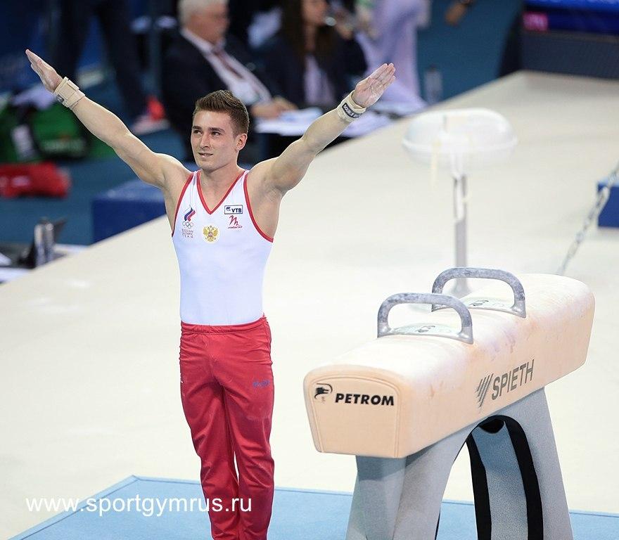 Спортсмен изЕкатеринбурга Давид Белявский стал чемпионом Европы вупражнениях наконе