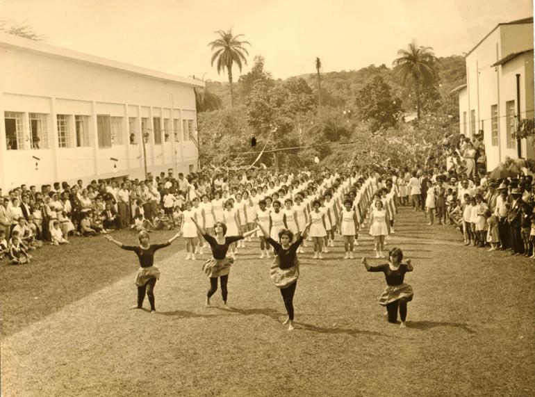 Фестиваль на «Фазенде Розарио», 1963 г. Фото: museus.cultura.gov.br