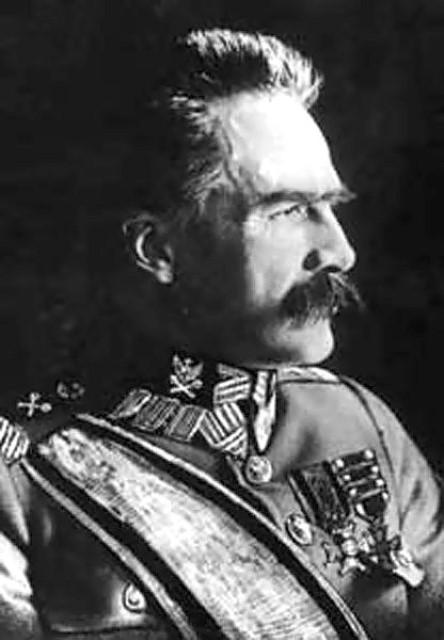 Маршал Юзеф Пилсудский. Фото: ru.wikipedia.org