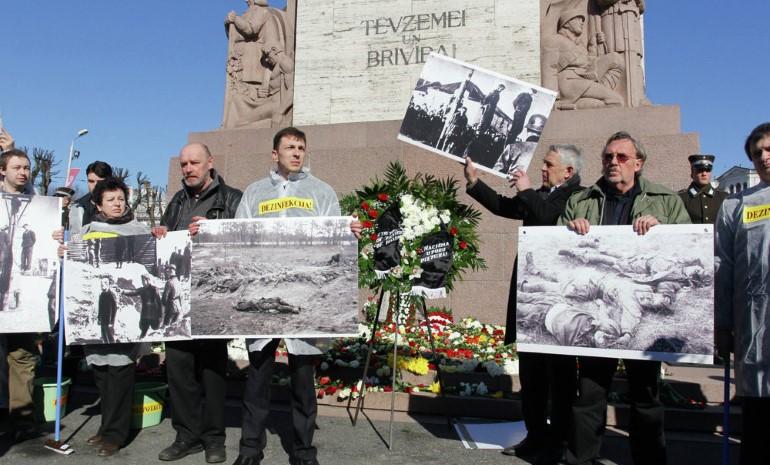 Александр Гапоненко – известный защитник прав русскоязычного меньшинства Латвии