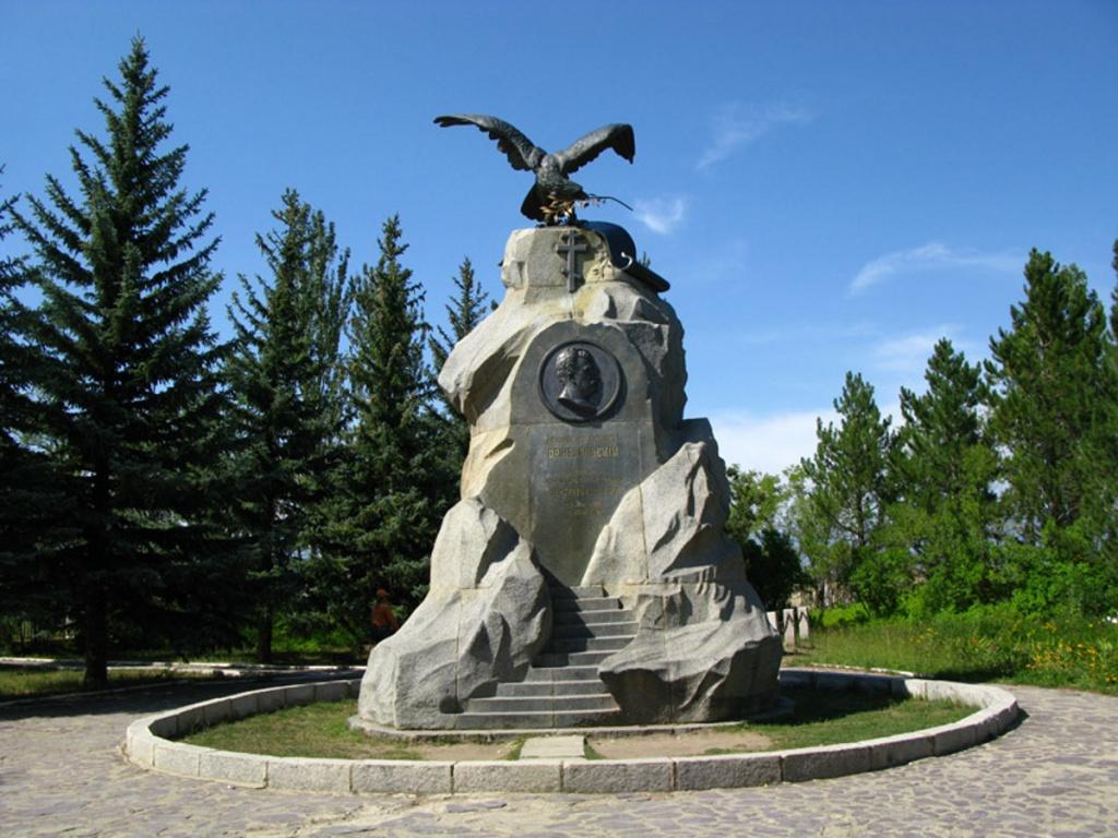 Памятник Н. М. Пржевальскому. Фото: issykkul.biz
