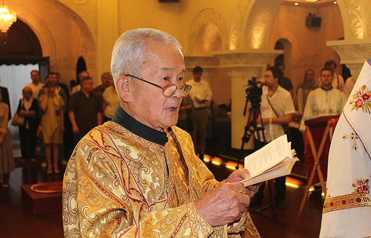 ВШанхае скончался последний священник Пекинской духовной миссии