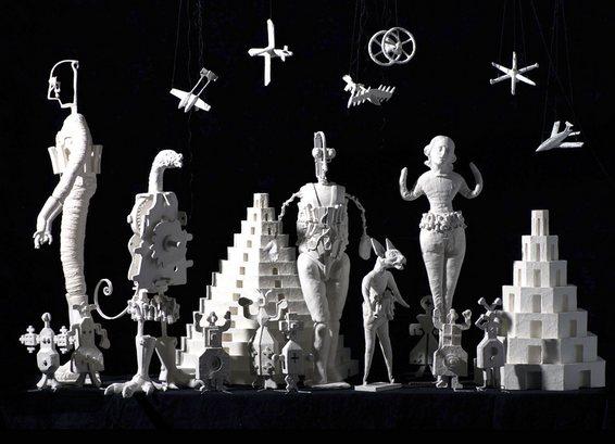 Приуроченная к Пальмире экспозиция открылась врамках Венецианской биеннале