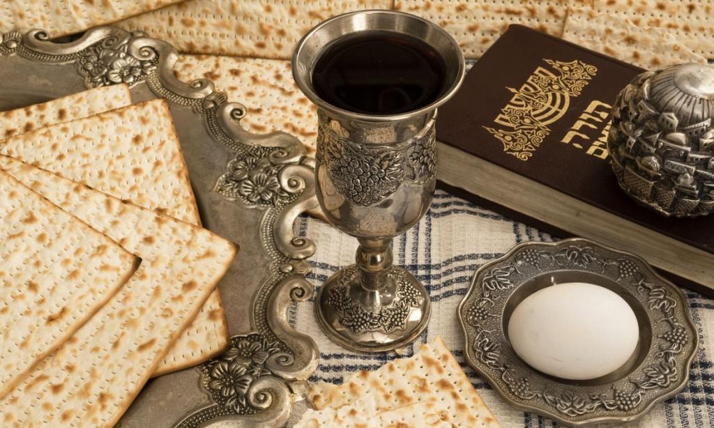 Путин поздравил иудеев спраздником Песах