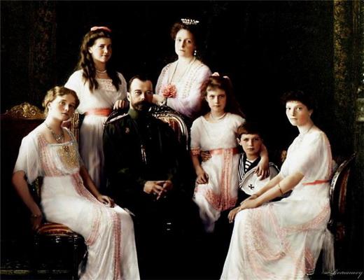 ВРПЦ создана комиссия для идентификации останков семьи НиколаяII