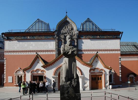 Третьяковка отказалась пускать навыставку шедевров Ватикана гостей изживой очереди