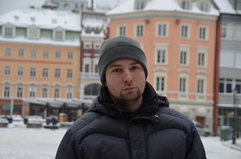 Александр Филей. Фото предоставлено автором