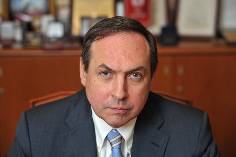 Председатель правления фонда «Русский мир» Вячеслав Никонов