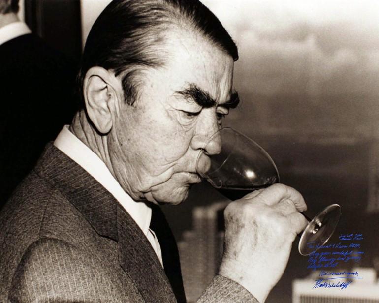 Андрей Челищев – основатель виноделия в Калифорнии. Фото: