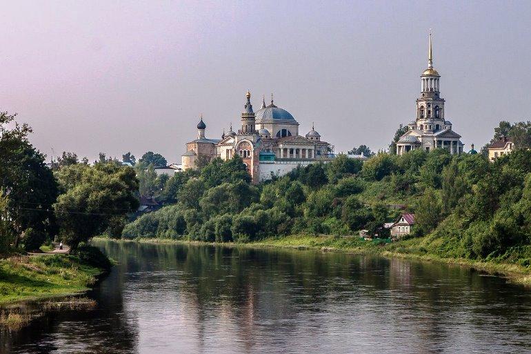 Борисоглебский монастырь. Фото: twitter.com