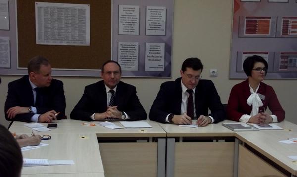 Нижегородский промкластер даст региону 4 тыс. новых рабочих мест к 2020