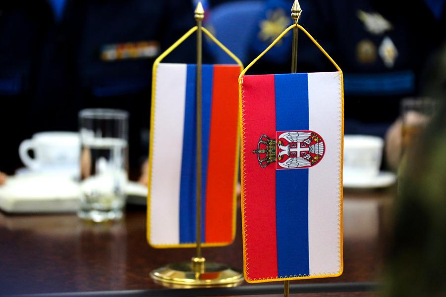 Сербия может рассчитывать наРФ взащите территориальной целостности— МИДРФ