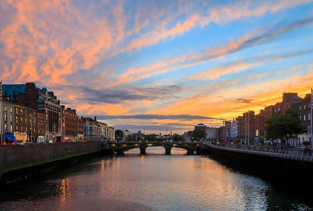 Масленица в нынешнем году: Ирландия примет масленичный фестиваль столицы