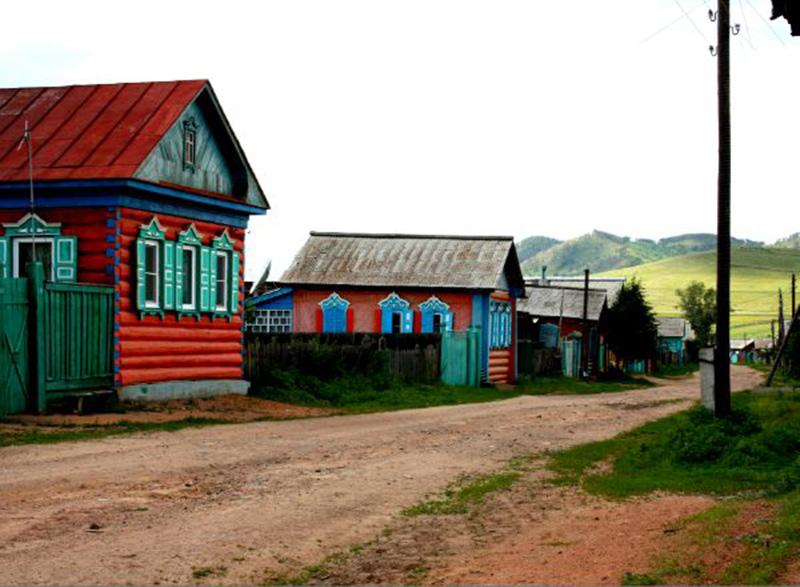 Старообрядская деревня вБурятии признана одной изсамых красивых в Российской Федерации