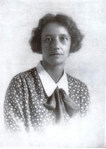 Елена Антипова, 1930-е. Фото: museus.cultura.gov.br