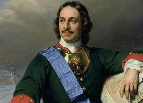 Вбельгийском Льеже открыли монумент Петру I
