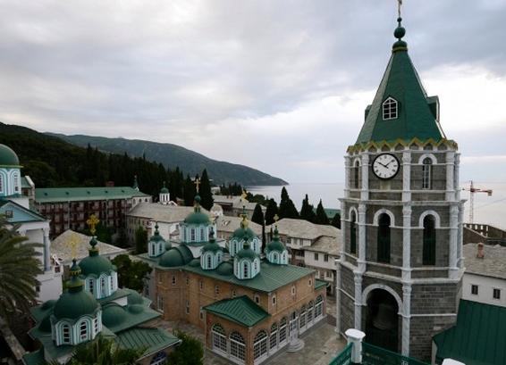 Патриарх Кирилл: Афон— пример существования без войн, агрессии, санкций иполитики