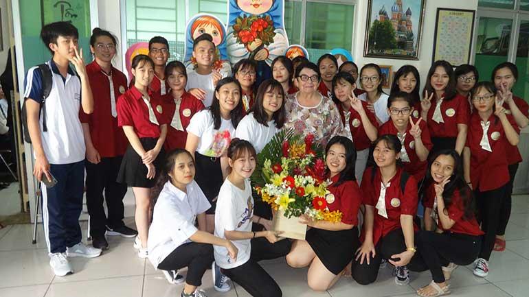 Во Вьетнаме отметили День учителя