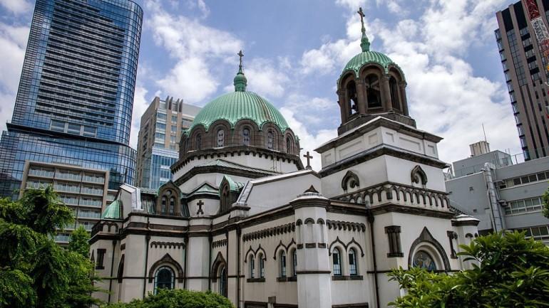 Воскресенский собор в Токио. Фото: ok.ru
