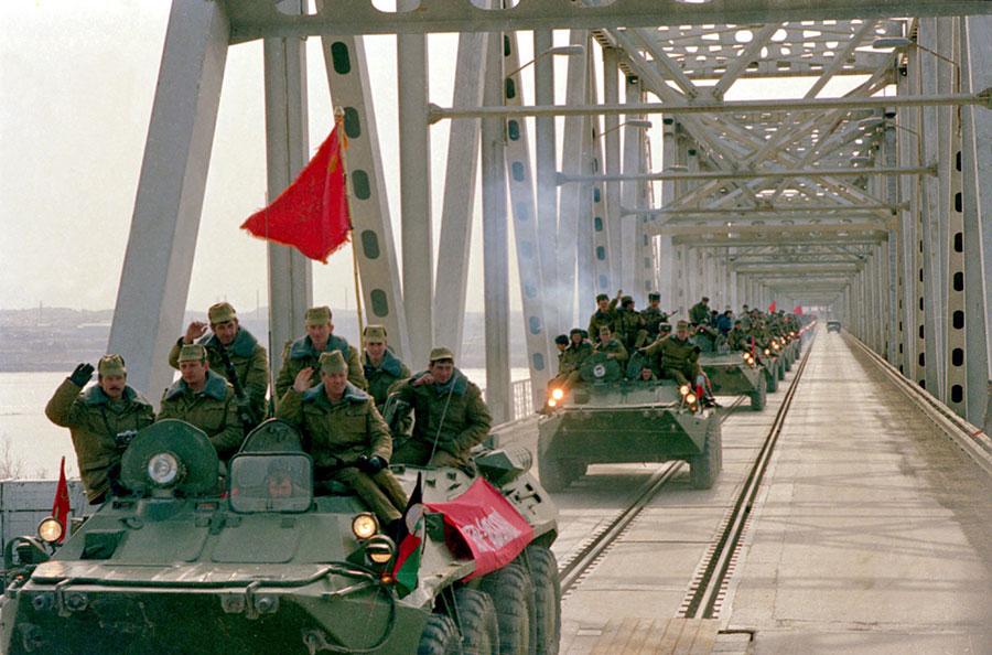 Это, картинки с выводом войск с афганистана
